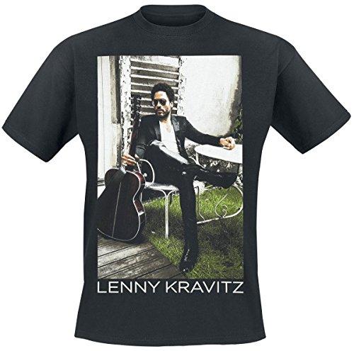Kravitz, Lenny Photo T-Shirt nero S