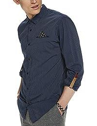 Scotch & Soda Herren Freizeithemd Detailed Shirt | Regular Fit
