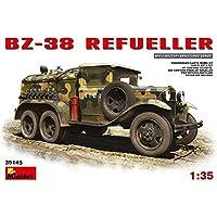 MiniArt 1: 35Escala bz-38refueller Kit de Modelo de plástico de (Color Gris)