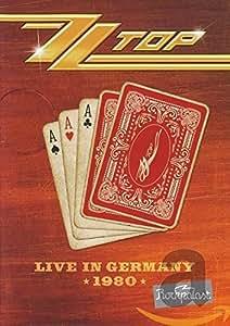 ZZ Top Live In Germany 1980 [DVD] [1980] [NTSC] [2010]