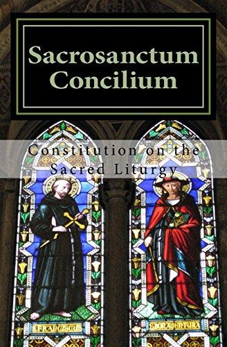 Sacrosanctum Concilium: Constitution on the Sacred Liturgy