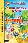 34- El llibre dels jocs de viatge par Stilton