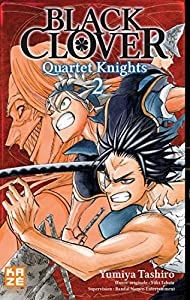 Black Clover - Quartet Knights Edition simple Tome 2
