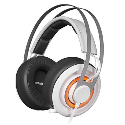 SteelSeries Cuffie Gaming, Bianco