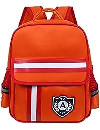 Preisvergleich für Freitop Kinderrucksack ab 3 Jahre Schulrucksack mit Reflexstreifen Namensschild Wasserdichter Rucksack Backpack...