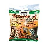 JBL Base Inferiore per la Pelle secca e halbtrockene terrari, trucioli di Legno di faggio terraw OOD