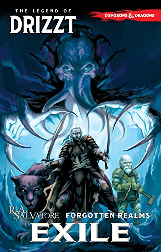 Dungeons & Dragons: The Legend of Drizzt Vol. 2: Exile (English Edition)