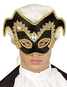 WIDMANN Semi máscara veneciana adulto - Única