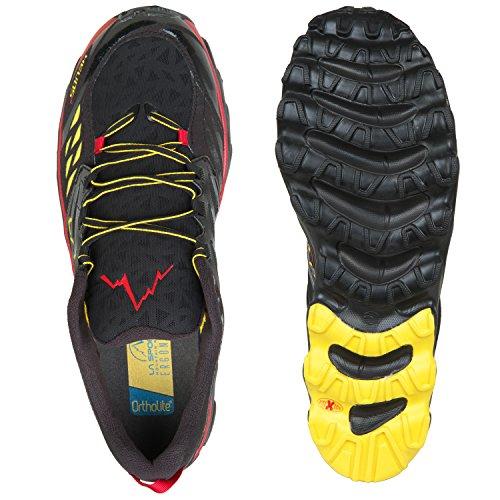 La Sportiva Helios SR Trail Laufschuhe - SS17 Black-Yellow