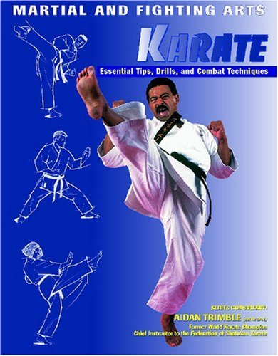 Karate (Martial and Fighting Arts) by Johnson, Nathan (2002) Library Binding