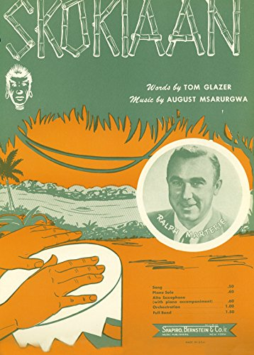 Skokiaan (South African Song): Popular Standard; Single Songbook (English Edition)