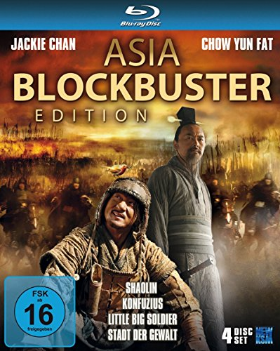 Asia Blockbuster Edition [Blu-ray] [Collector's Edition]