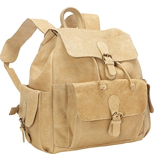 david-king-co-backpack-with-flap-over-pockets-tan-one-size
