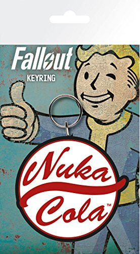 GB Eye LTD, Fallout 4, Nuka Cola, Porte-clé