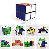 zhuorui2017 Nouveau cube de Fidget en style avec Infinity Fidget cube en marqueterie Stress Relief and Anxiety Toy...
