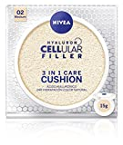 Nivea Cellular Cushion 3 en 1 Base Tono Medio - 15 ml