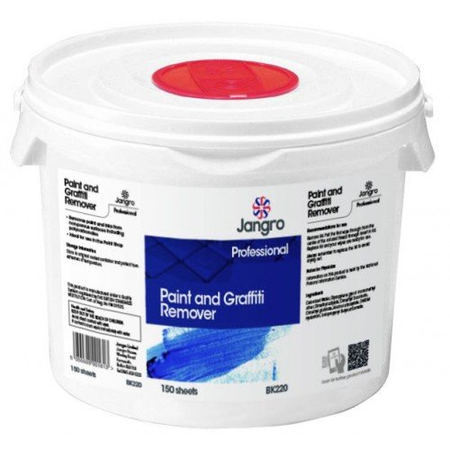 janitorial-express-bk220-paint-and-graffiti-remover-wipes