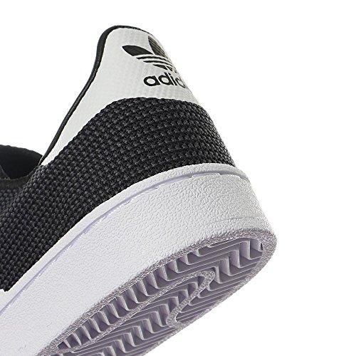 adidas Superstar, Scarpe da Ginnastica Basse Uomo vari colori (Negbas/Ftwbla/Ftwbla)