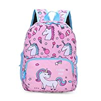 Girls Unicorn Backpacks for Kids Cute School Bag Preschool Toddler Book Bags for Children Birthday Gift
