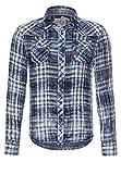 khujo Herren Shirt Spire