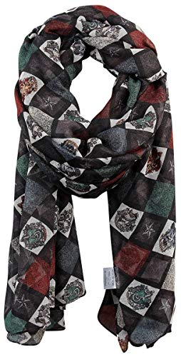Harry Potter Emblèmes Bandana Multicolore