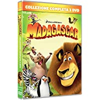 Madagascar Collection 1-3