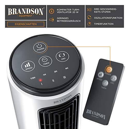 Brandson – Tischventilator Bild 2*