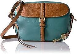 Fossil Kendall Womens Handbag (Green)