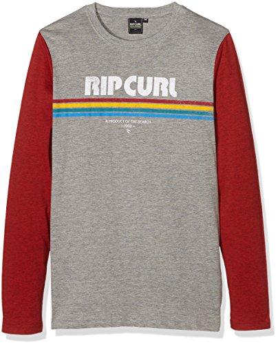 rip-curl-rainbow-ls-tee-t-shirt-garcon-beton-marle-fr-14-ans-taille-fabricant-14