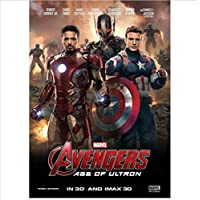 Aiopjkl Iron Man Hulk Thor Black Widow Hawkeye Captain America Spidermanthe Avengers Movies Poster And Print Wall Art Kids Room Decor 40X60Cm Without Farme