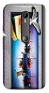 TrilMil Printed Designer Mobile Case Back Cover For MOTOROLA MOTO G3 G 3rd Gen / MOTO G TURBO