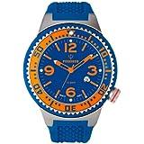 Kienzle Herren-Armbanduhr POSEIDON XL Slim Analog Silikon K2031157173-00264