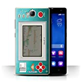 Stuff4 Phone Case for Huawei Honor 3C Games Console Donkey