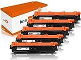 5 Toner-Empire Premium Toner-Kartuschen kompatibel zu Brother TN-242/TN-246 CMYK Patrone für Laserdrucker von Brother, 2xBlack 1xCyan 1xMagenta 1xYellow