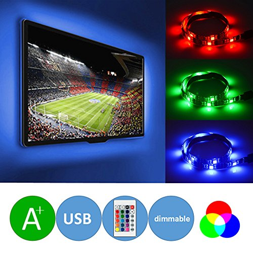 4x-ruban-led-usb-ruban-led-tv-tele-15-couleurs-blanc-ruban-led-television-usb-etanche-kit-de-retroec