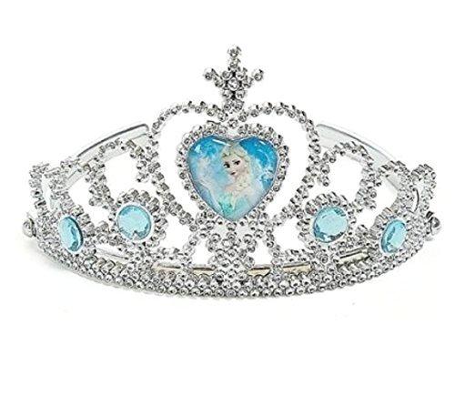 (Inception Pro Infinite Corona Di ELSA - Zubehör - Mädchen - Karneval - Halloween - Frozen)