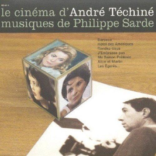 le-cinema-dandre-techine-musiques-de-philippe-sarde-by-various-2004-11-22