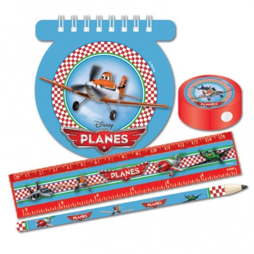 Amscan International SD Planes 20-stationary Pack