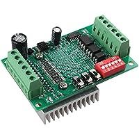 Controlador de motor de pasos, de Haljia, 1 eje individual, TB6560,3A, placa base CNC