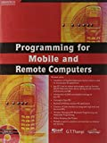 Programming for Mobile and Remote Computers - Dr Gtthampi