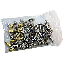 Pccablenet - Kit tornillería y elementos para montaje de pc