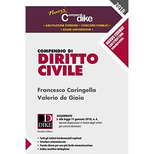 Compendio Di Diritto Civile. Minor