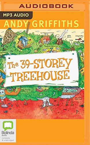 The 39-Storey Treehouse by Andy Griffiths (2016-04-05)