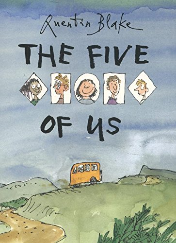 Five of Us por Quentin Blake