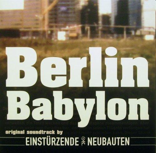 Preisvergleich Produktbild Berlin Babylon [Vinyl LP]