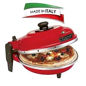 Spice forno pizza diavola 100 made in italy 400 gradi for Cucinare a 70 gradi