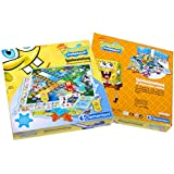 XL SpongeBob Kinder Spielesammlung Brettspiel Gesellschaftsspiel ab 4 J.