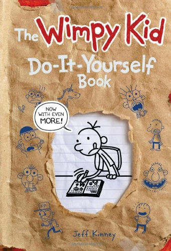 The Wimpy Kid Do- It- Yourself Book