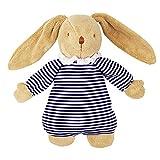 Trousselier Spieluhr - VM791 96 Baby-Spieluhr Hase Marine-Stripes blau