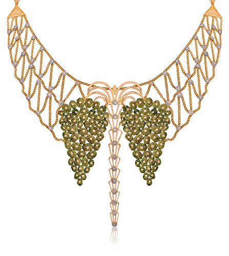 Senco Gold 22k Yellow Gold Multi-Strand Necklace